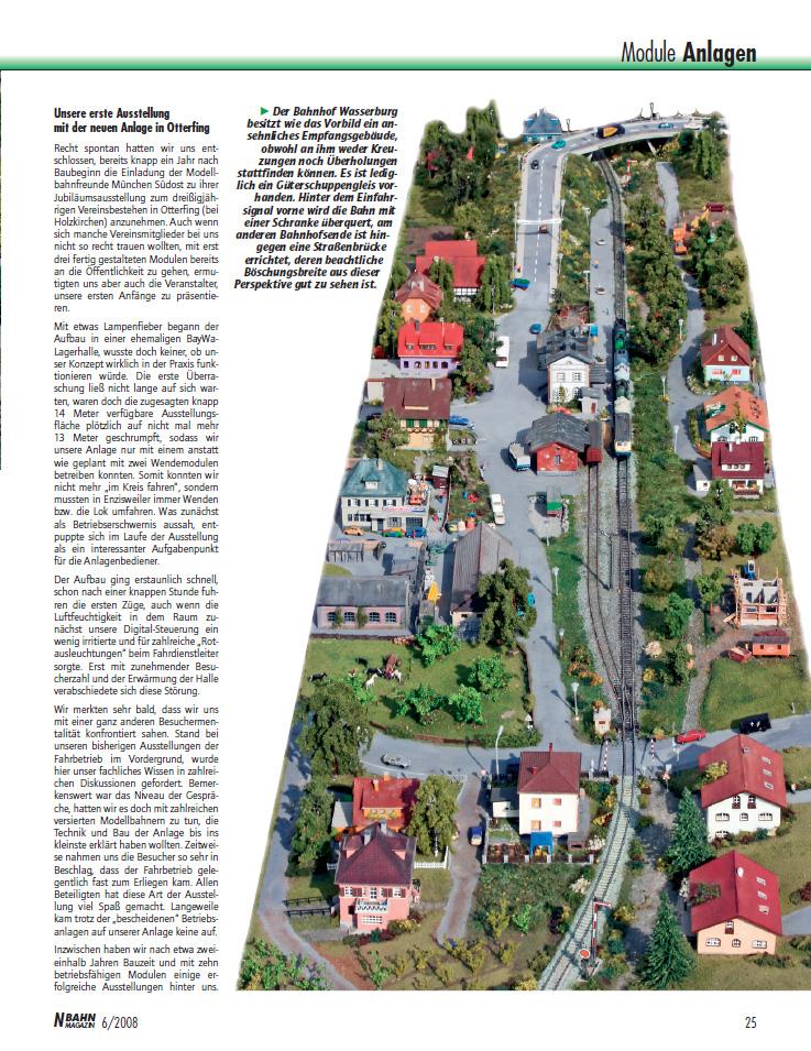 Bild 4 des Magazintextes mit freundlicher Genehmigung des N-Bahnmagazines.